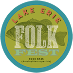 Lake Erie Folk Fest logo