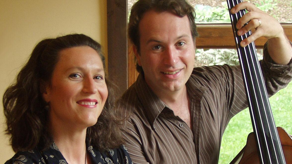 Tina Bergmann & Bryan Thomas