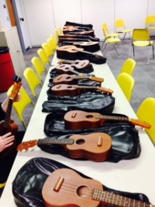Ukulele workshop